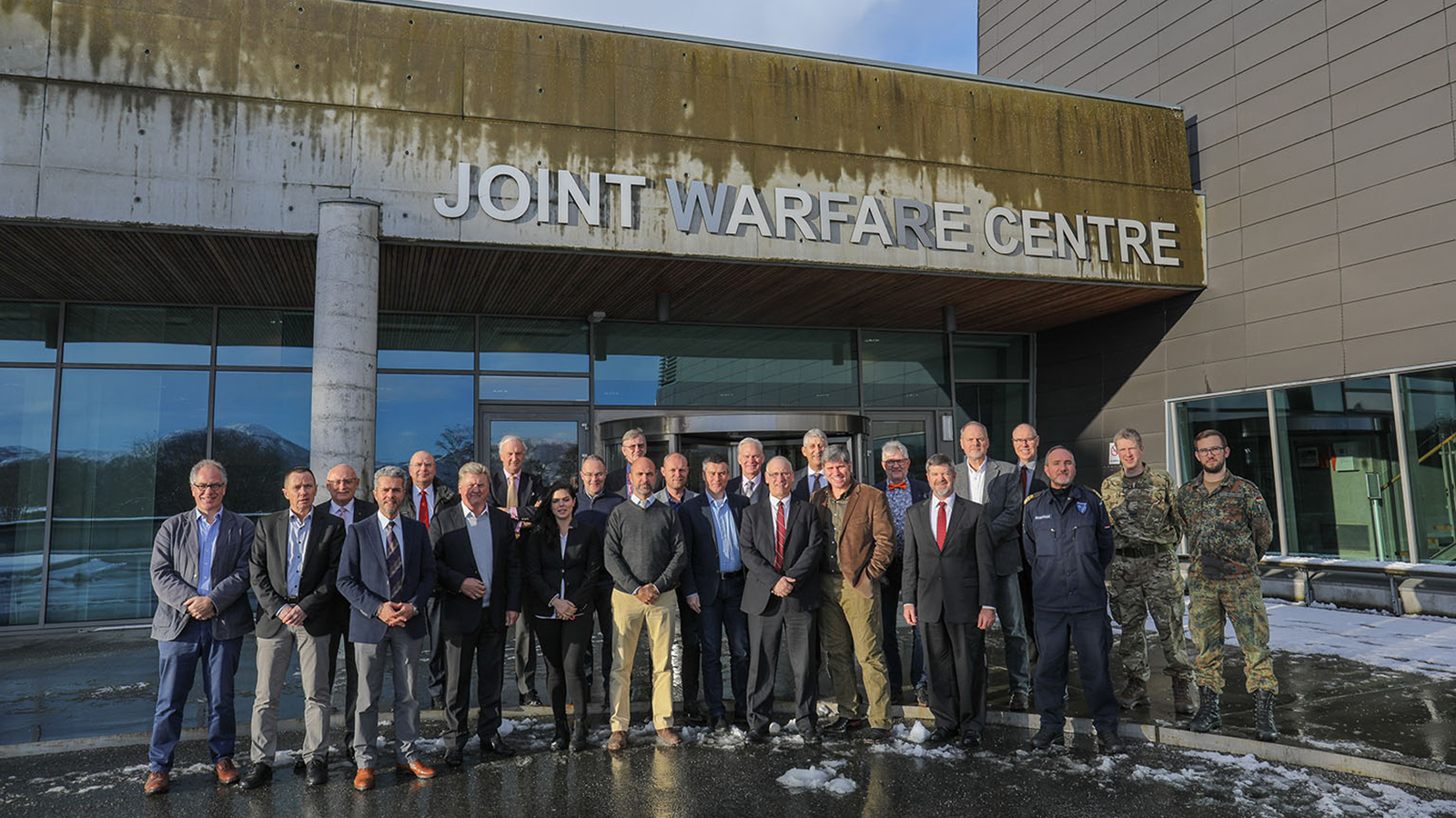 JWC conducts Crisis Response Planning exercise for TRIDENT JAGUAR 2018