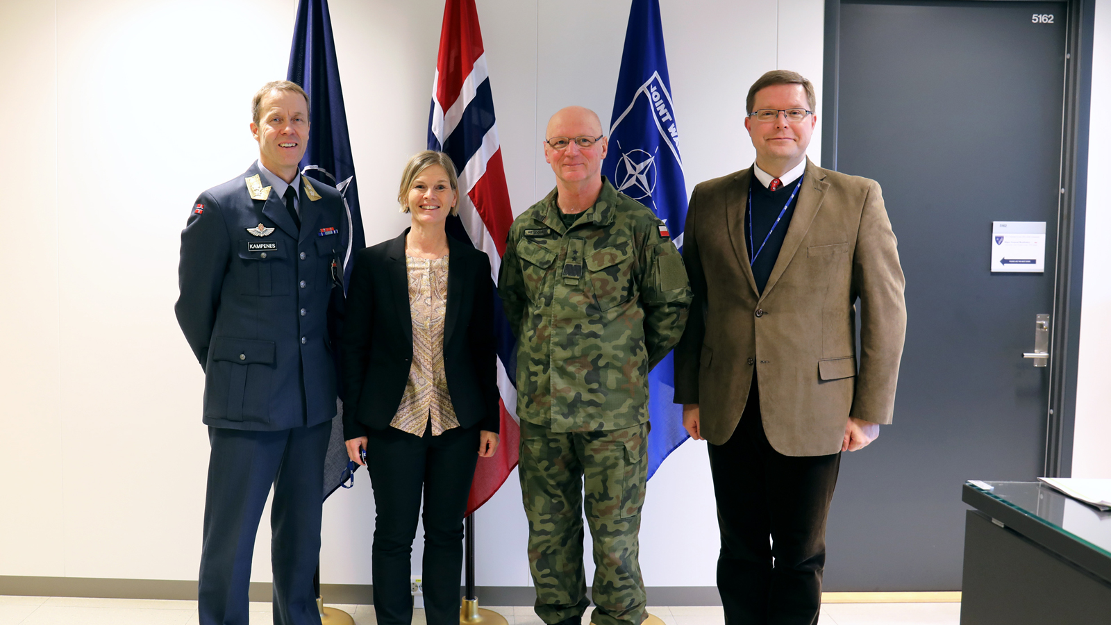 Cyberspace Day at NATO Joint Warfare Centre