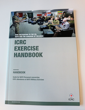 ICRCVISIT4JULY book