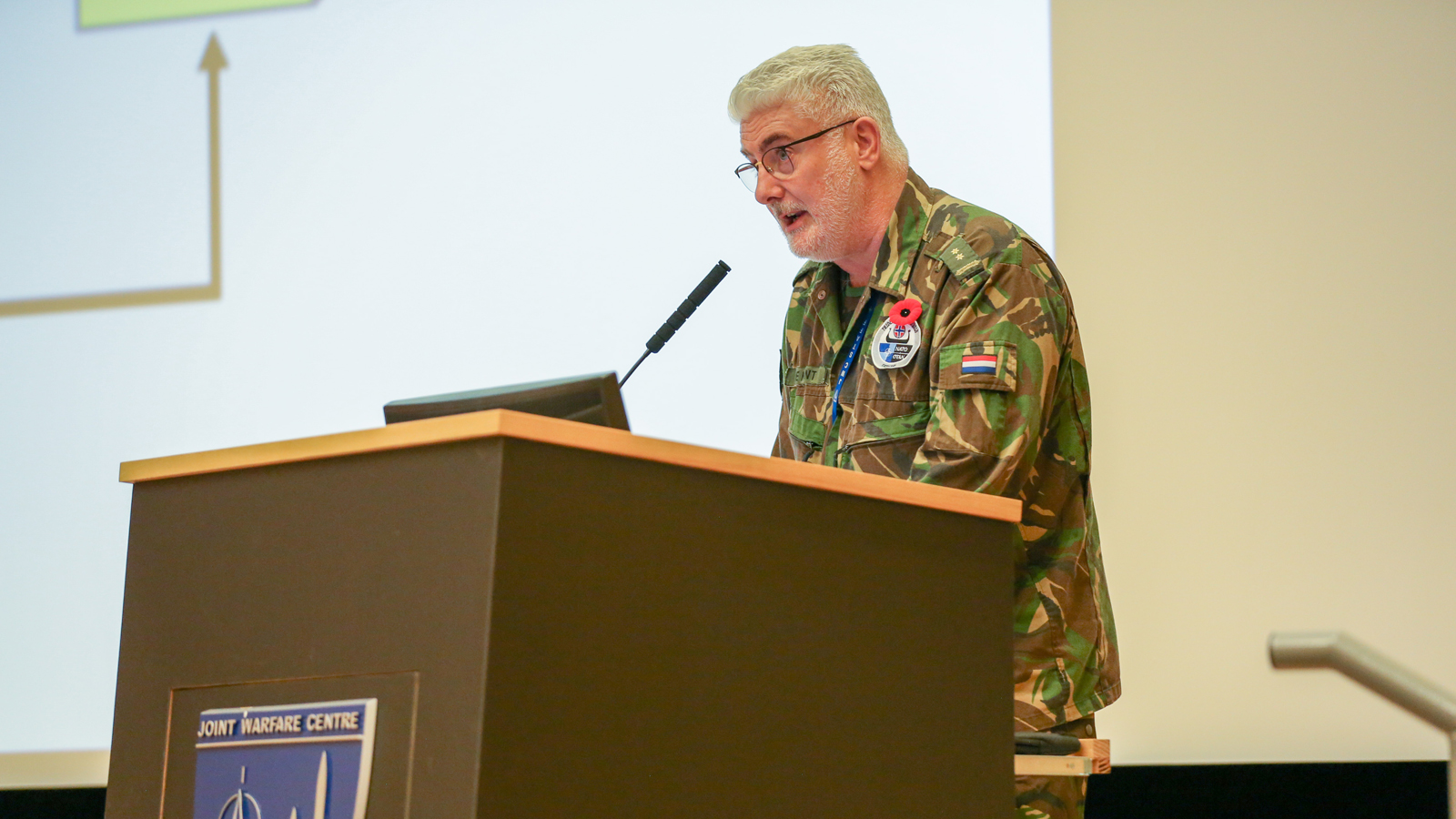 TRIDENT JUNCTURE 2018 Command Post Exercise is as vital to NATO as the Live Exercise