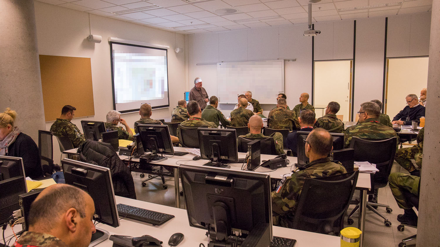 MEL/MIL Scripting Workshop conducted for TRIDENT JAGUAR 2018